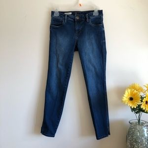 Kut from the Kloth Eva Ankle Skinny Jeans